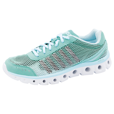 K-Swiss Women's Athletic with Foam insoles Turquoise/Clearwater