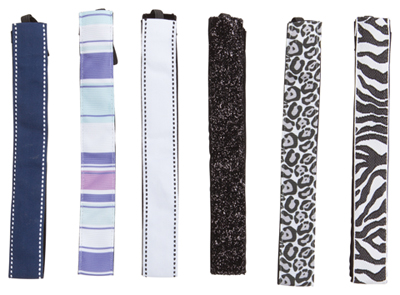 Cherokee Women's 6Pk CM Headband Assorted