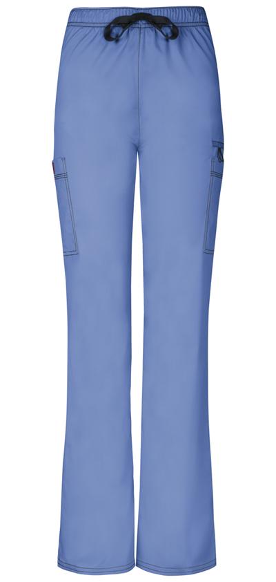Dickies Gen Flex Unisex Unisex Natural Rise Drawstring Pant Blue
