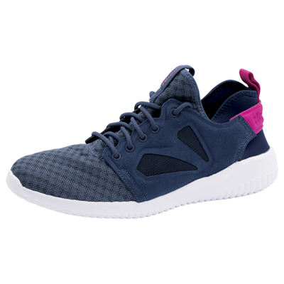 Reebok Women's EVOLUTION RoyalSlate,Navy,RoseRage,White
