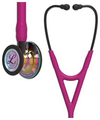 Littmann Unisex Cardiology IV Diagnostic Stethoscope HP Red