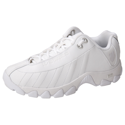 K-Swiss Men's Athletic with foam insole White