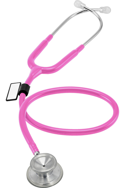 student lightweight Unisex MDF Acoustica Stethoscope Pink