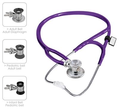 MDF Unisex MDF Sprague-X Stethoscope Purple