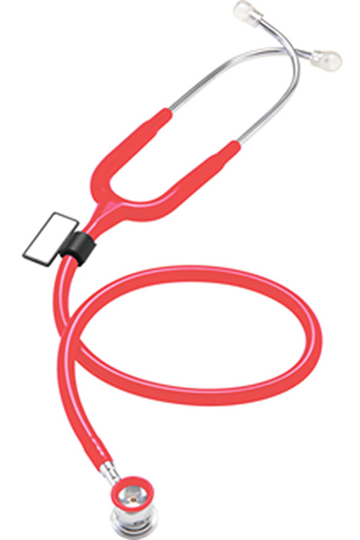 MDF Unisex MDF NEO > Infant + Neonatal Stethoscope Red