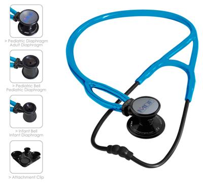 MDF Unisex MDF ProCardial ERA Stethoscope Blue