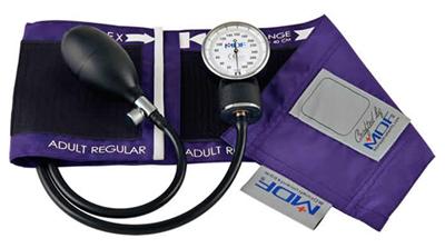 MDF Unisex MDF Calibra Pro Aneroid Sphygmomanometer Purple