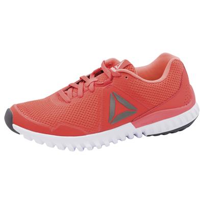 Reebok Women's Athletic Footwear FireCoral,StellerPink,White,Gr