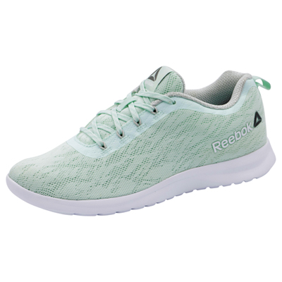 Reebok Women's Athletic Footwear Mist,SkullGrey,White