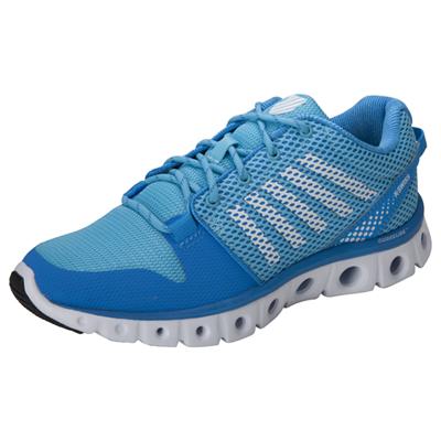 K-Swiss Women's Athletic Tubes Techonology Footwear Blue