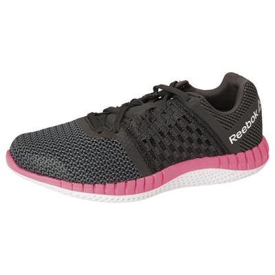 Women's Athletic Footwear Black/Gravel/SolarPink/White