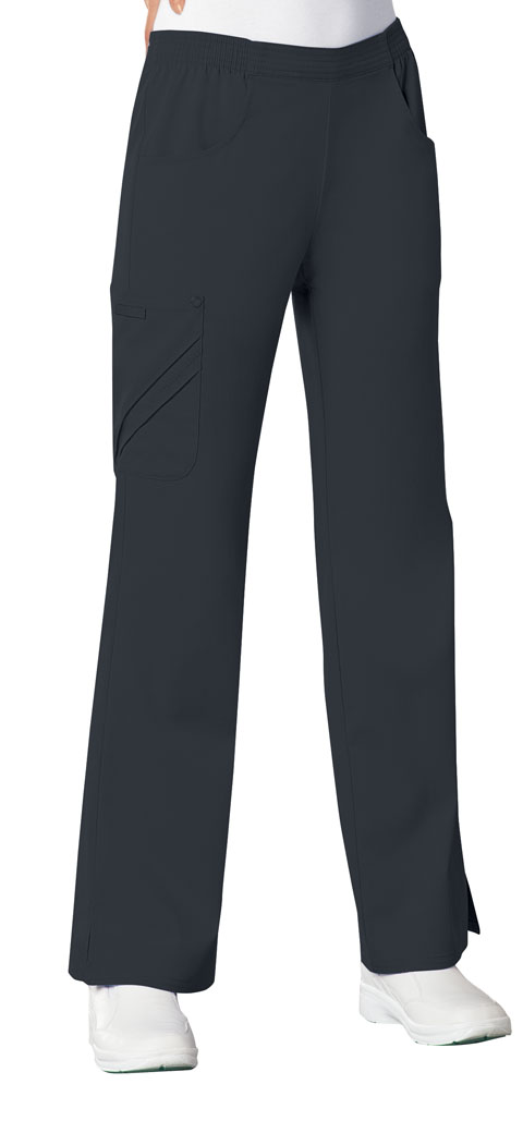 Photograph of Mid-Rise Pull-On Cargo Pant