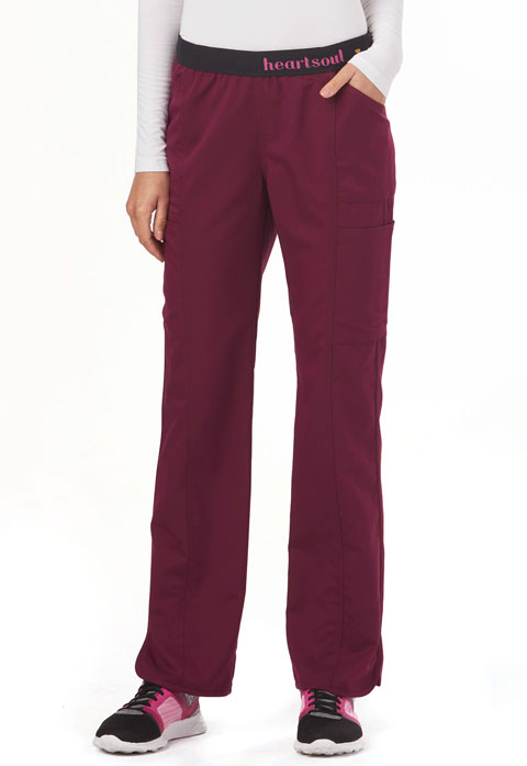"""So In Love"" Low Rise Pull-On Pant"
