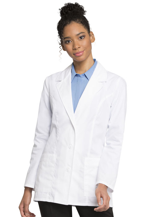 "Photograph of 29"" Lab Coat"