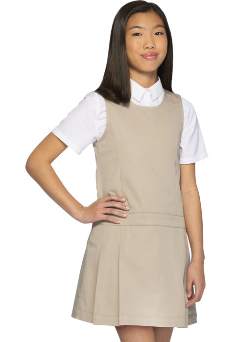 Photograph of Girls Pleated Jumper