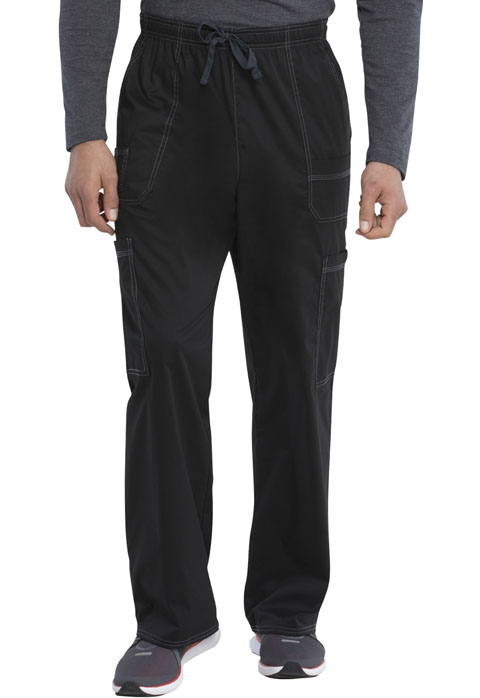 Dickies Gen Flex Men's Drawstring Cargo Pant in Black