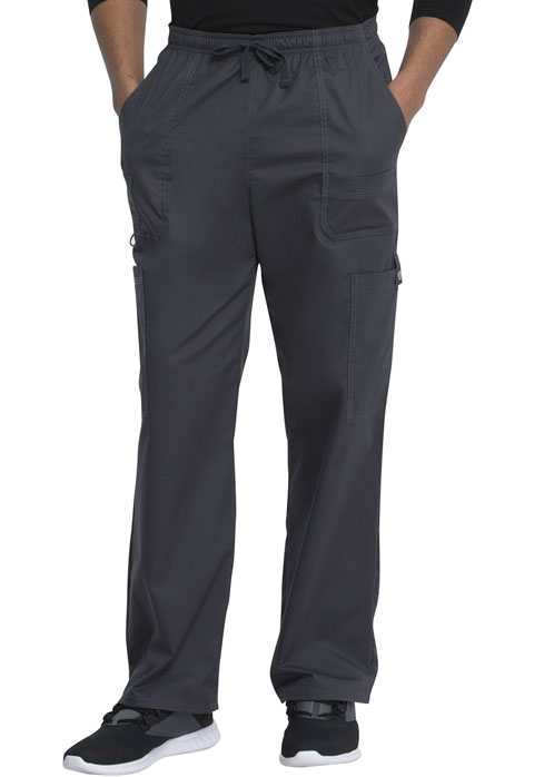 Dickies Gen Flex Men's Drawstring Cargo Pant in Dark Pewter