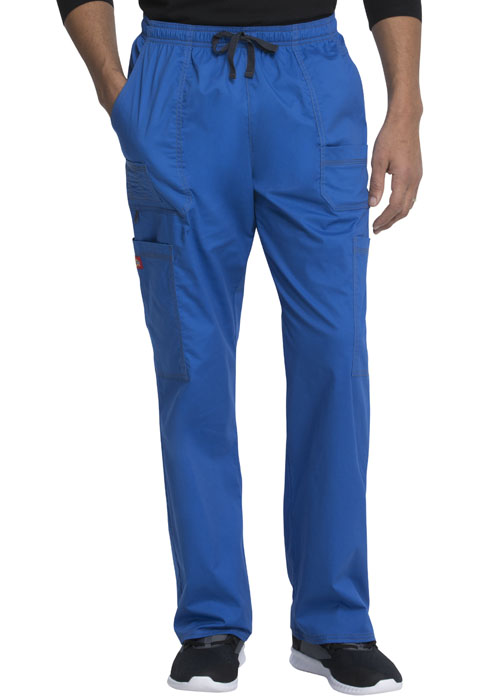 Dickies Gen Flex Men's Drawstring Cargo Pant in Galaxy Blue