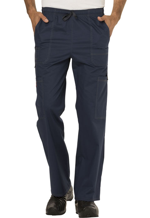 Dickies Gen Flex Men's Drawstring Cargo Pant in D-Navy