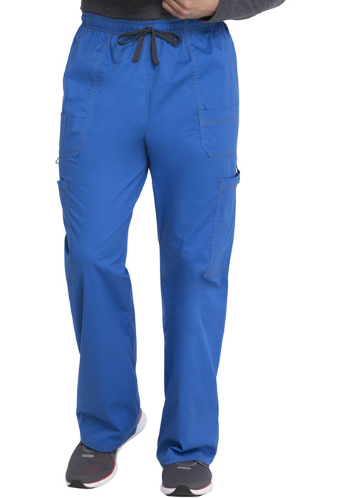 Dickies Gen Flex Men's Drawstring Cargo Pant in Royal