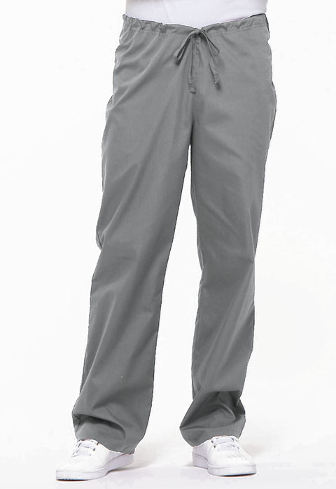 Dickies EDS Signature Unisex Drawstring Pant in Grey