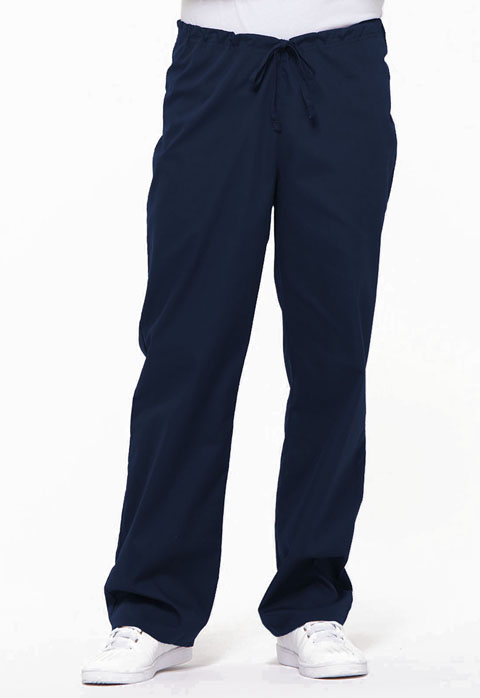 Dickies EDS Signature Unisex Drawstring Pant in Navy