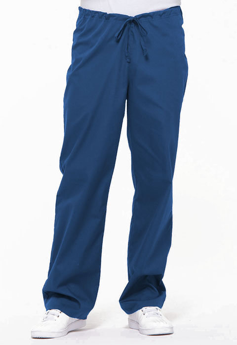 Dickies EDS Signature Unisex Drawstring Pant in Royal