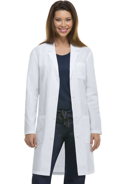 "Professional Whites40"" Unisex Lab Coat"
