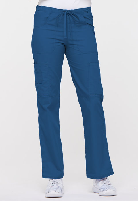 Dickies EDS Signature Low Rise Drawstring Cargo Pant in Royal