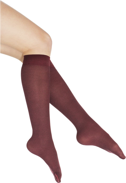 Photograph of Knee High 8-15 mmHg Compression