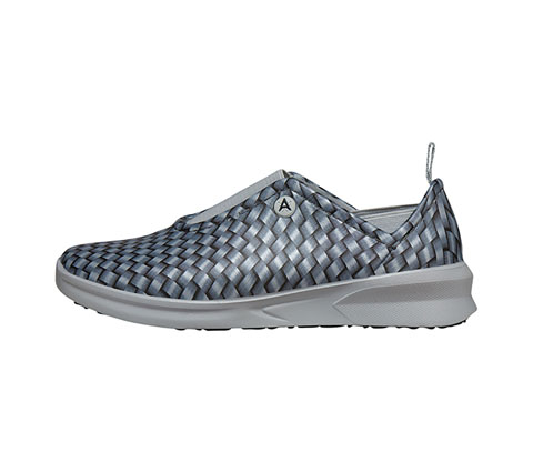 Anywear Women's BLAZE Woven Texture Grey