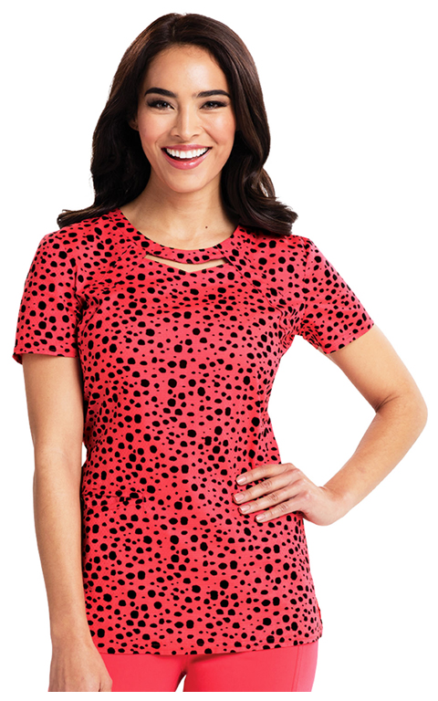 Careisma Careisma Prints Women's Round Neck Top Spotlight