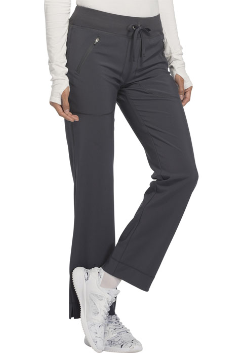 Photograph of Mid Rise Tapered Leg Drawstring Pants