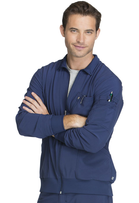 Photograph of Men's Zip Front Jacket