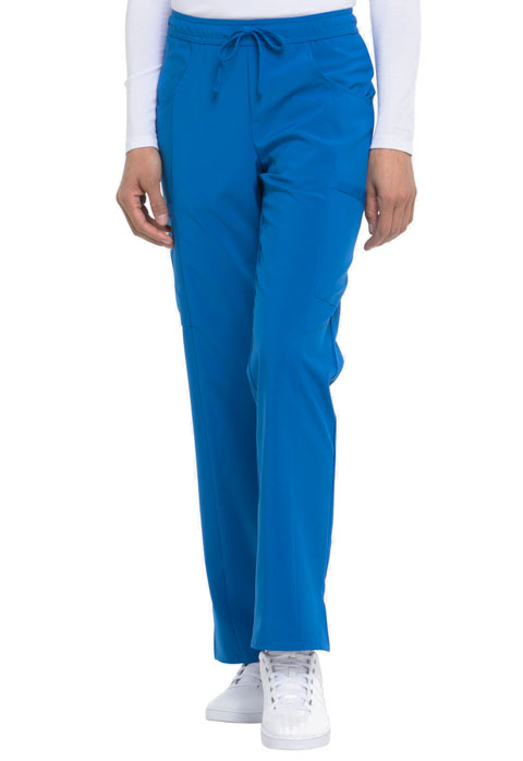 Dickies Every Day EDS Essentials Mid Rise Straight Leg Drawstring Pant in Royal