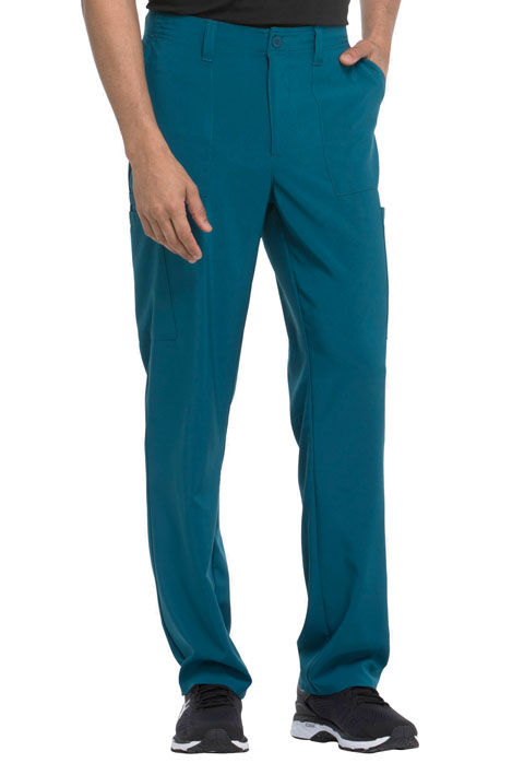 Dickies EDS Essentials Men's Natural Rise Drawstring Pant in Caribbean Blue