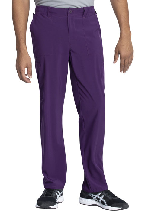 Dickies Every Day EDS Essentials Men's Natural Rise Drawstring Pant in Eggplant