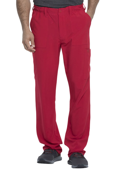 Dickies Every Day EDS Essentials Men's Natural Rise Drawstring Pant in Red