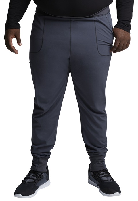 Dickies Dynamix Men's Natural Rise Jogger Pant in Pewter