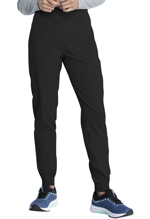Dickies Retro Mid Rise Jogger in Black