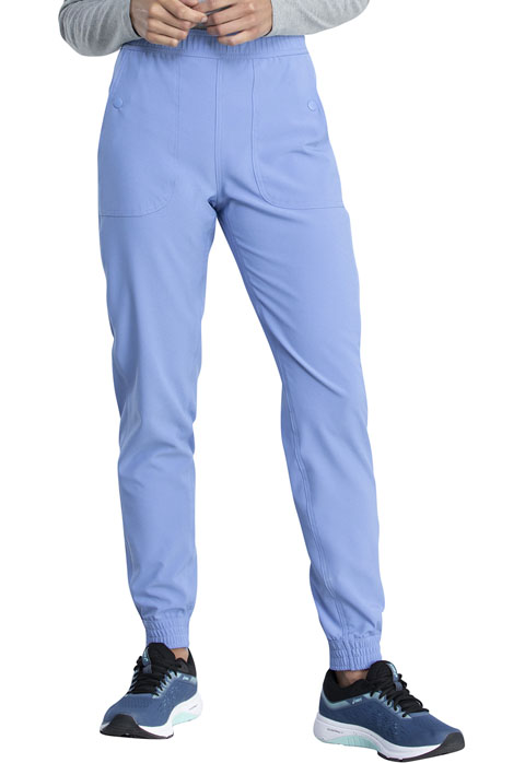 Dickies Retro Mid Rise Jogger in Ciel Blue
