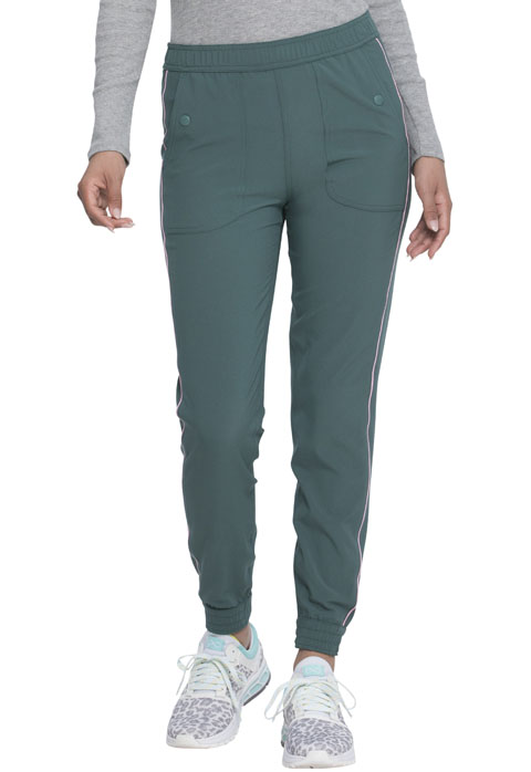 Dickies Retro Mid Rise Jogger in Mallard Green