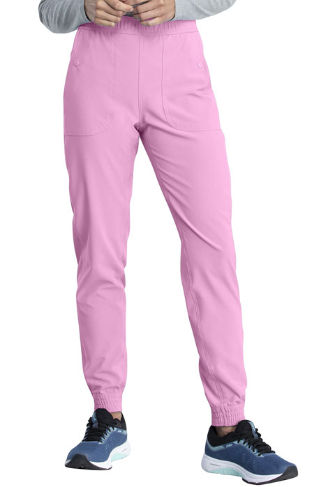 Dickies Retro Mid Rise Jogger in Retro Pink
