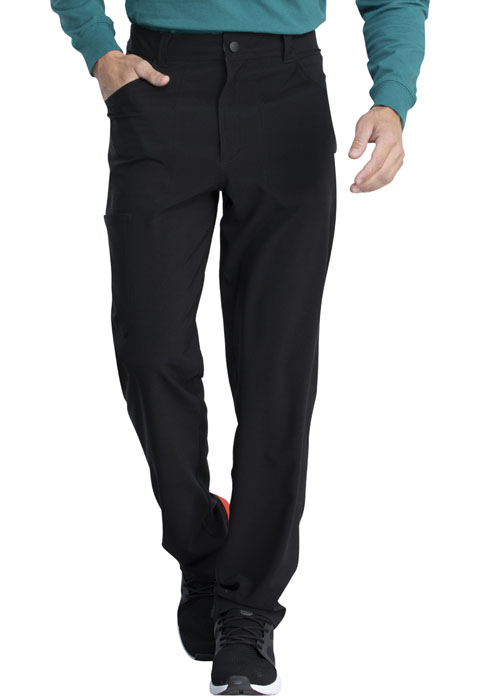 Dickies Retro Men's Natural Rise Straight Leg Pant in Black