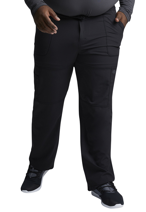 Dickies Dynamix Men's Zip Fly Cargo Pant in Black