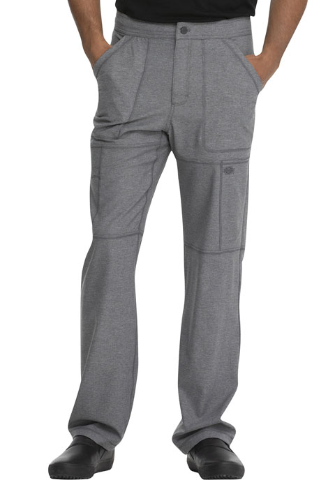 Dickies Dickies Dynamix Men's Zip Fly Cargo Pant in Heather Grey