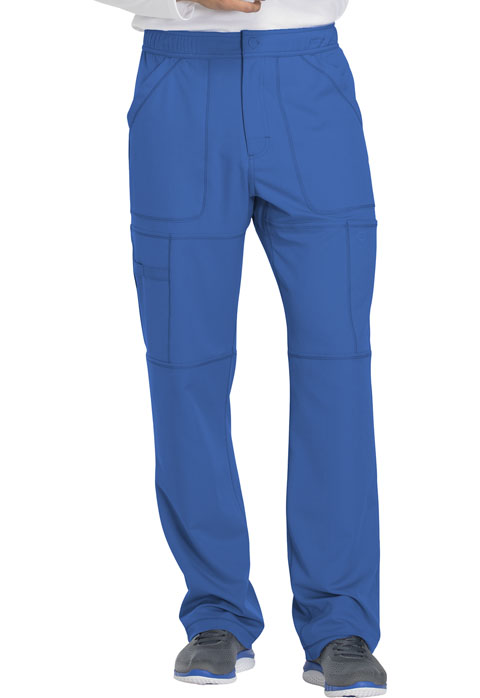 Dickies Dynamix Men's Men's Zip Fly Cargo Pant Blue