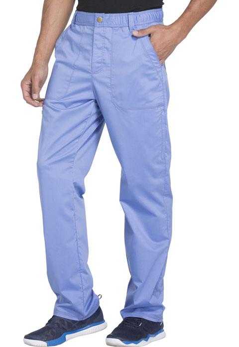 Dickies Essence Men's Men's Drawstring Zip Fly Pant Blue