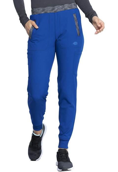 Dickies Dickies Dynamix Natural Rise Tapered Leg Jogger Pant in Royal