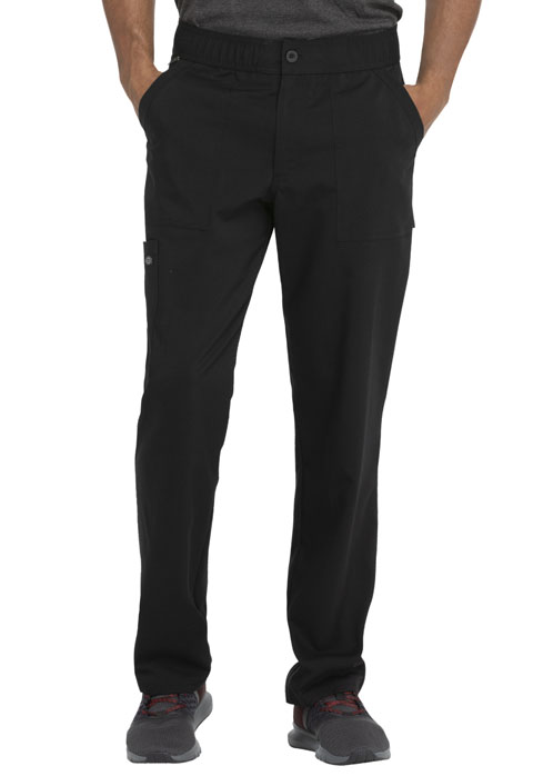 Dickies Dickies Balance Men's Mid Rise Straight Leg Pant in Black